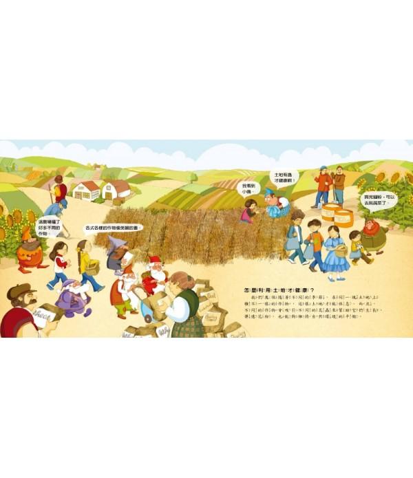 開心農場—怎麼吃健康又環保?